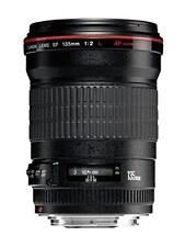 New CANON EF 135mm F2 L USM Lens
