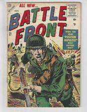 Battle Front #37/Golden Age Atlas War Comic Book/FN-