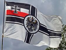 Large FLAG Germany Imperial World War I Deutschland Keiser Berlin Srbija Croatia