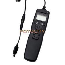 Timer Remote Shutter Removable Cord Cable F Nikon D90 D600 D5100 D7000 D3200
