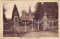 87 - CPA - Kanton Laval - das Schloss (8255)
