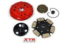 XTR STAGE 3 CLUTCH KIT 94-02 VW VOLKSWAGEN CABRIO GOLF GTI JETTA 2.0L SOHC ABA