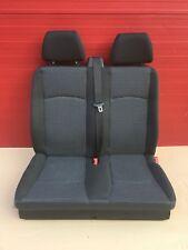 Mercedes Vito W639 Sitz Beifahrersitzbank vorne | Double bench seat front 10-15