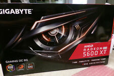 Gigabyte RX 5600 XT GAMING OC - brand new tested to verify functionality