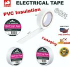 RHINO PVC Insulation Electrical Tape 3/4 in x60FT (19mm x 18m) White