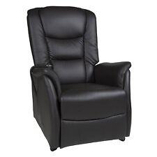TV Sessel Schokolade  mit Motor und Aufstehhilfe Relax Sessek Woody 199-00045