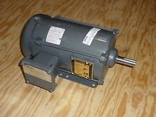 Baldor Hazardous Duty AC Motor EM7071T 2 HP 3490 RPM 143T 230/460 VAC, 50/60Hz