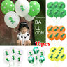 10pc/Set 12 inch New Dinosaur Latex Balloon Children Birthday Party Forest Theme