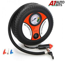 Portable Air Compressor Wheel Tyre Inflator Pump Car Auxiliary Tools 12V 260psi