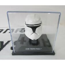star wars - casque de collection 1/5  avec fascicule - 22 clone trooper phase 1