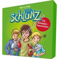 CD-Box: DER SCHLUNZ - Die Hörspiel-Sammelbox (7 CDs) - ab 7 Jahre *NEU* °CM°