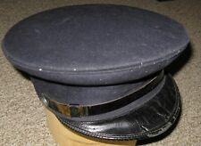 Antique Fire Department Dress Cap, ca. 1920