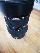 Olympus numérique Zuiko 7-14 mm f4 Four Thirds Lens Incl. Origine Olympus Mmf-3...