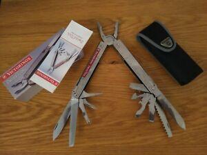 Victorinox Swiss Tool (Modell 3.0323.N) Schweizer Taschenmesser / Multitool