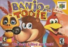 Banjo-Tooie - Rare Fun Nintendo N64 Game