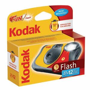 Kodak Fun Flash Disposable Camera (39 Exposures)