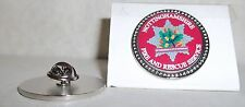 Nottinghamshire Fire and Rescue Service Lapel pin badge