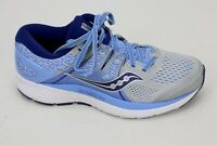 Saucony Everun ISO Fit Womens Running Sneakers Shoes Size 7 Blue Gray S10442-1