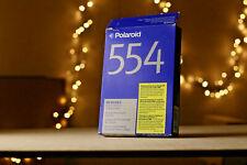 Polaroid Type 554 - 4x5 - Film - Polapan 100 - B&W instant film - expired - RARE
