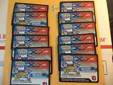 NEW LOT OF 12 POKEMON XY ONLINE UNLOCK BOOSTER CARDS GAME CARDS FREE SHIPPING