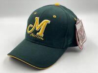 Masters Green Golf Hat Cap PGA Tour Zephyr Brand Sample Cap Size 7 1/8 Rare