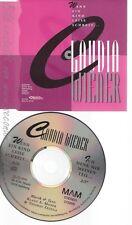 CD--CLUDIA WIENER--WENN EIN KIND LEISE SCHREIT