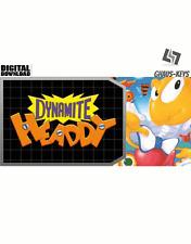 Dynamite Headdy steam Key pc game code téléchargement jeu global [Livraison rapide]