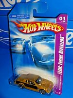 Hot Wheels 2008 TEAM: Engine Revealers #153 Buick Grand National Gold w/ OH5SPs