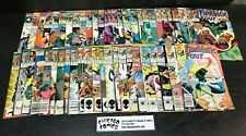 50 Issues of Fantastic Four #295-354! Marvel 1961 Series Black Panther GD-FN