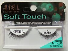 (LOT OF 72) Ardell Professional - Soft Touch Lashes #150, Black