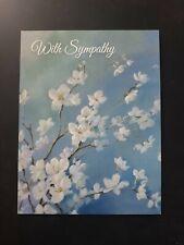 "Sympathy Card ~ Notions ~ Smaller Card 5"" x 4"""