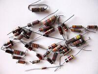 Carbon Comp Resistor Allen Bradley? Ham Tube Radio Amplifier 30+Vintage