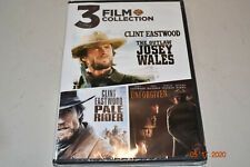 Clint Eastwood: 3 Film Collection - Josey Wales / Pale Rider / Unforgiven