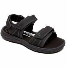 Rockport Men's Get Your Kicks Quarter Strap Coffee Brun Sandals V80419 Size 12
