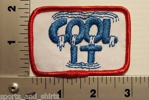 1980's COOL IT VINTAGE PATCH (FUN)
