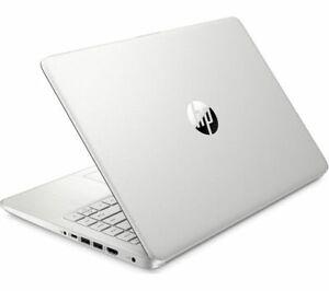 """HP 14"""" Laptop IPS Full HD Intel Core i7 8GB RAM 512GB SSD Win 10 14s-dq1505sa"""