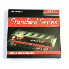 32GB DDR3 RAM - 1600MHz - AVEXIR Standard - 4x 8GB KIT (AVD3U16001008G-4SI)