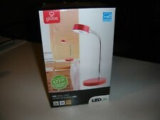 New Globe Electric Company LED Desk Lamp U pick color Red or Blue or White NIB