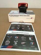 "61432365115 Drive Analyser iOS ""M PERFORMANCE"" -ORIGINALE- BMW (modelli sotto)"