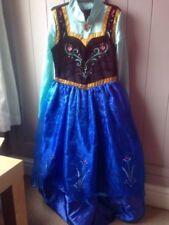 Princess Anna Long Sleeve Dresses (2-16 Years) for Girls