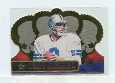 TROY AIKMAN 1999 Pacific Crowne Royale Dallas Cowboys #37