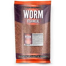 Sonubaits Worm Fishmeal Groundbait 2kg