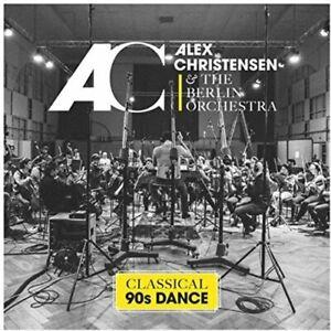 Alex  Christensen 90 er  Jahre  Klassik  Dance Hits 1 CD  Album  NEU, foliert