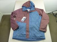128 MENS NWT QUIKSILVER TRAVIS RICE HYDRO SNOW BOARDING JACKET SZE XL $350 RRP.