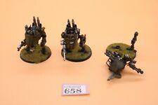 Warhammer 40k Astra Militarum 3 Sentinel Bundle 658