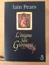 Iain Pears - L'énigme San Giovanni