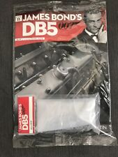 BUILD YOUR OWN JAMES BOND 007 1:8 ASTON MARTIN DB5 Part 11