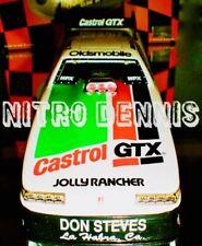 "NHRA JOHN ""Brute"" FORCE 1:24 Diecast NITRO Funny Car ACTION 1993 Championship"