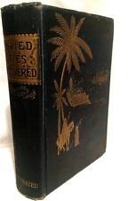 1886 ANCIENT BURIED CITIES BABYLON EGYPT RUINS BIBLE LANDS JERUSALEM TEMPLES
