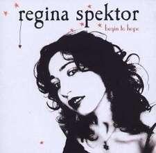 Begin To Hope - Regina Spektor CD WARNER BROS